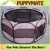 Durable Pet Tent/dog pen/pet dog Cage with Strong Steel Frame Lightweight and Portable