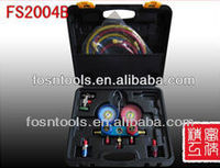 Air Conditioning,A/c,Ac Manifold Gauge Set With R134a Freon ...