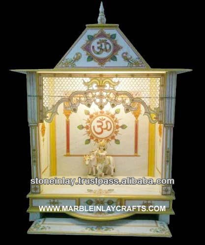 Hindu small temple design pictures for home - Home design