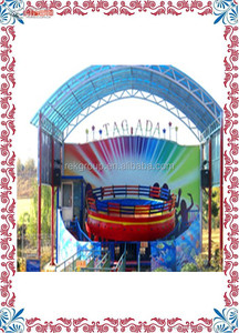 Shock resistant Musical Park ride Disco Tagada for kids and adult for sale with CE approved