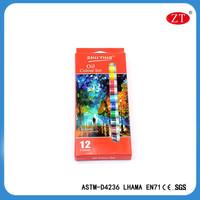 12ml factory eco-friendly artist oil paint