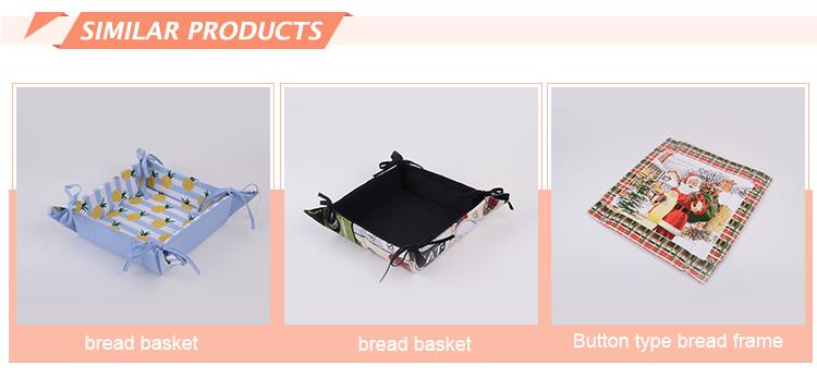 Woondecoratie Vouwen Kleine Brood Mand Voor Verkoop