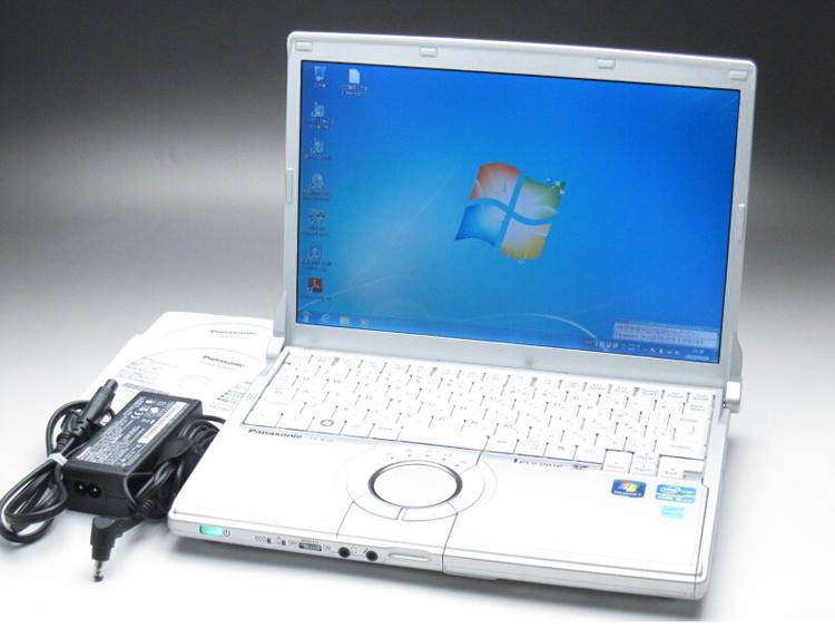free shipping cheap used slim laptop computer from japanese netbook