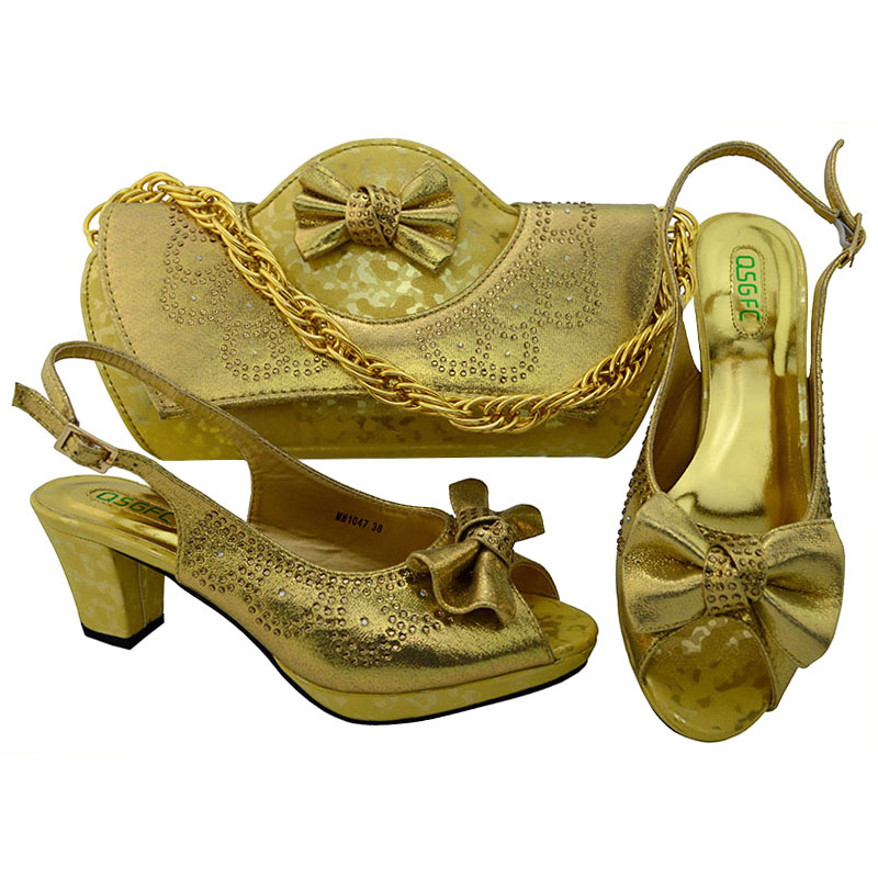 matching ladies bags and and bag women to African fashion italian shoes shoes match set 0Uqzxz