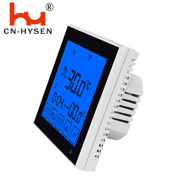 Electric floor heating flim controller thermostat,carbon crystal infrared heater thermostat