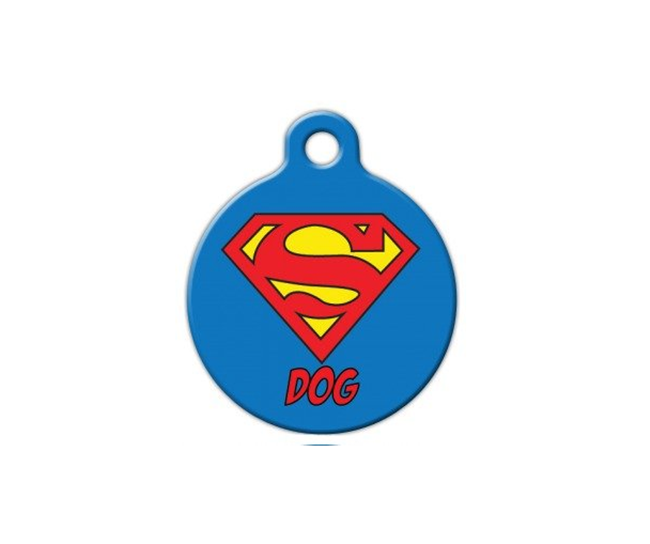 Custom cheap metal pet ID sublimation dog tag
