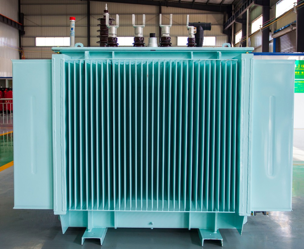 10kv Grade Amorphous Metal Oil Type Immersed Transformer