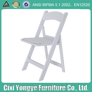 supply event resin folding chairs to importer