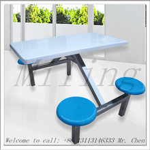 2017 hot style stainless steel dinning table high quality