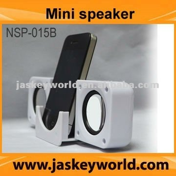 mini subwoffer speaker for mp3 player/phone, factory