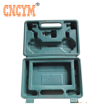 Strict quality control Plastic handle tool box blow mold products manufacturer