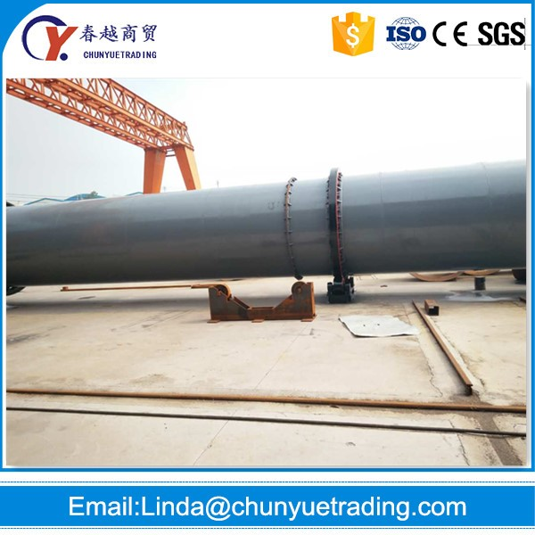 Industrial Small Glass Silica Sand Dryer For Sale from Factory with high quality