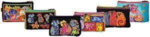 Dog Tales Zipper Top Cosmetic Bag 1 pcs sku# 793021MA