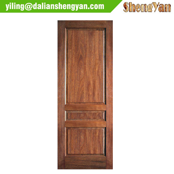 Modern unique chinese interior cheap solid wood door buy for Cheap wooden doors