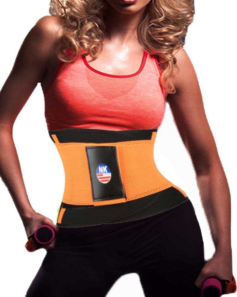 e9b2efd425 DODOING Waist Cincher Tummy Trimmer Trainers Belt Weight Loss Slimming  Women Workout Corset
