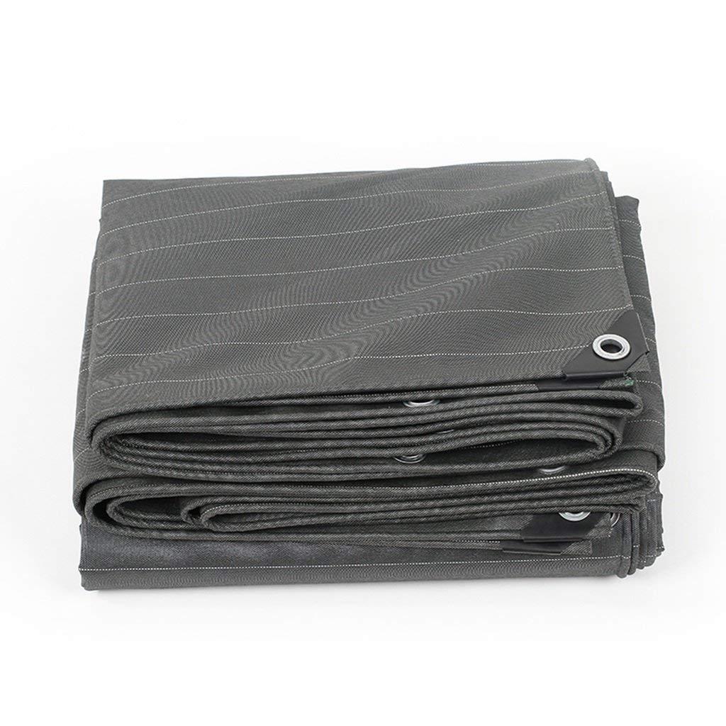 COZY HOME AAA ArmyGreen Tarpaulin, Outdoor Cover Sunscreen Waterproof Wearable Portable Poncho