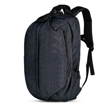 e24e686548 Citadine coréenne style noir sac de ville homme étanche sac à dos pour  ordinateur portable sac