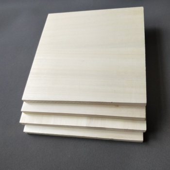 Big Size Paulownia Wood Board for Furniture