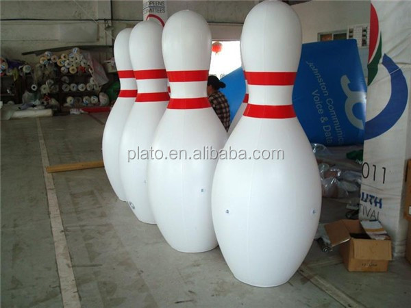 Popular inflatable human Bowling Game/inflatable Bowling Ball game /sports arena for sale