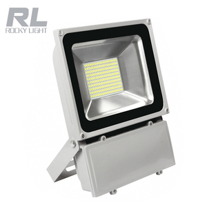 Rocky light led Outdoor Waterproof LED FloodLight SMD Glass 220V 230V IP65 LED Spotlight