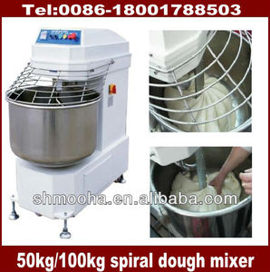 spiral dough mixer machine,machines for kneading bread (CE,ISO9001,factory lowest price)