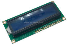 1602 16x2 LCD Display Module with Blue Blacklight 1602 Character LCD Display for Arduinos