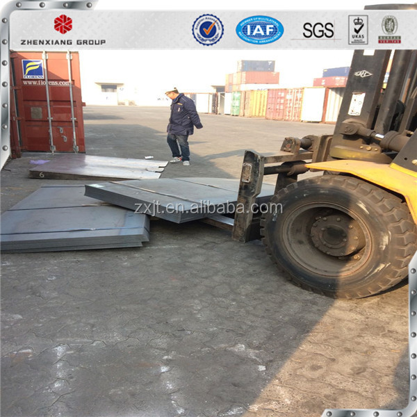 CHINA STEEL S235 S355 SS400 A36 Q235 Q345 Construction structure hot rolled Steel Sheet price / steel plate / mild steel plate