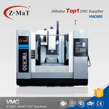 Reliable partner custom service good quality efficient 3 axis cnc vertical machining center