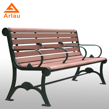 Arlau Solid Pine Wood Church Bench Wooden Outdoor Benches Outdoor