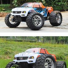 Similar to Redcat Racing Volcano HSP 94108 RC Nitro Monster Truck