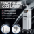 Fractional Co2 Laser Acne Scar Stretch Mark Freckle Removal Beauty Machine