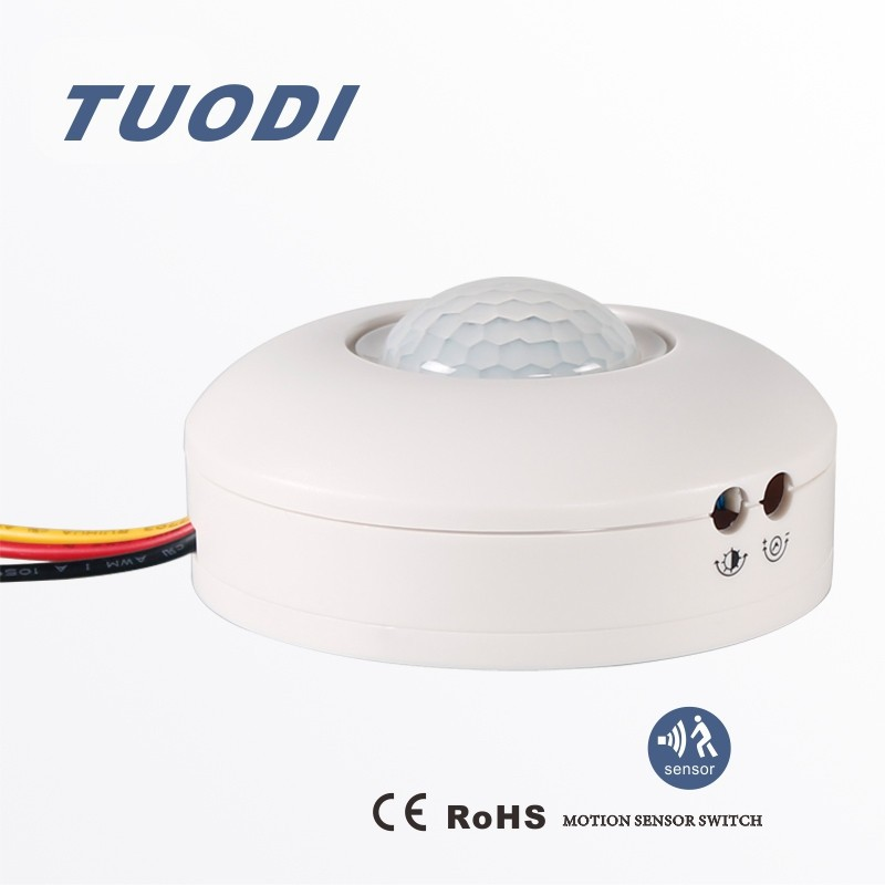 Tdl-9958r Motion Sensor Light Switch Bathroom