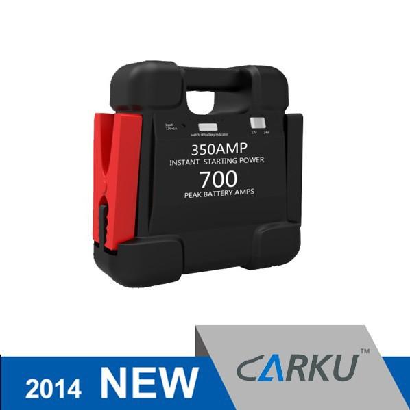 carku 12v 24v jump starter auto battery booster pack 24000mah for diesel gasoline car and truck. Black Bedroom Furniture Sets. Home Design Ideas