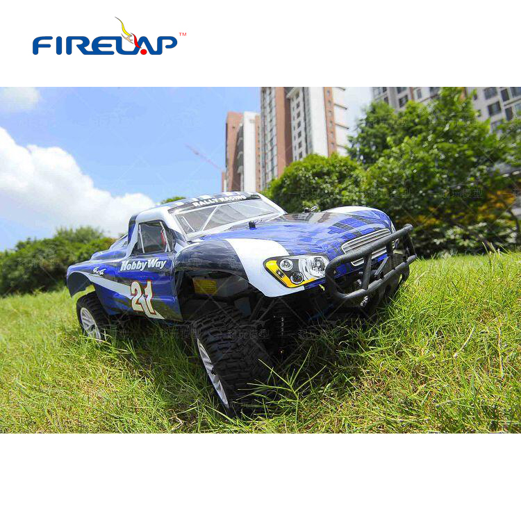 Firelap carber vezels chassis traxxas top 1/10 rc drift auto