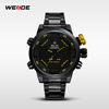 2016 Simple design metal led weide watch creative man watch wh2309