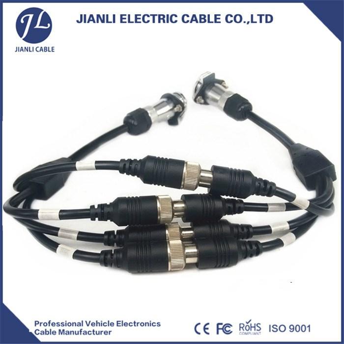 Groß 4 Kabel Anhänger Kabelkonverter Ideen - Elektrische Schaltplan ...
