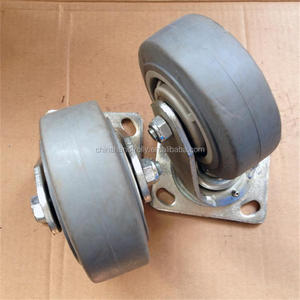 High quality 5 inch hand cart used caster wheel