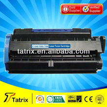 for Canon 106 Black Toner , 106 Black Toner Cartridge for Canon , With 1:1 Defective Replacement.