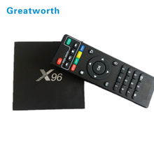 2018 Hoge Kwaliteit <span class=keywords><strong>Beste</strong></span> Producten Android Tv Box gratis movie bestseller in europa en amerika x96