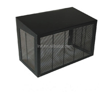 Metal aluminum air conditioner protect cover the ac with rain, wind, sunshine