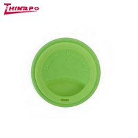 High quality Custom made food grade silicone cover mug lid for coffee and tea cup