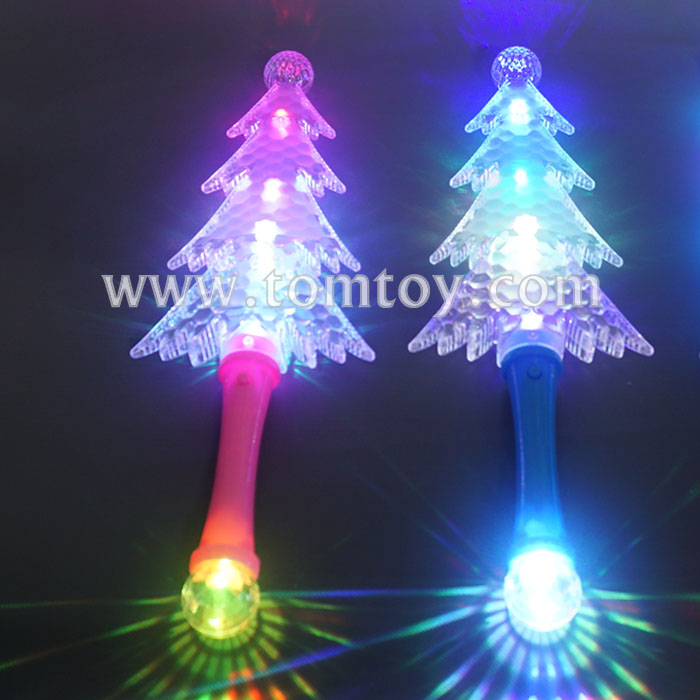 2018 Light Up LED Christmas Tree Wand