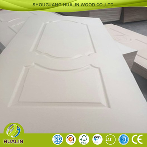 MDF/HDF Wooden Door Skin Interior Door