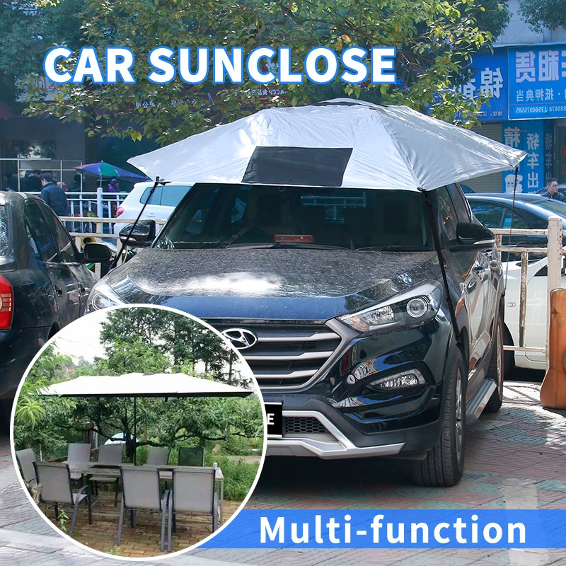 SUNCLOSE car windshield cover all weather suv car cover scooter cover