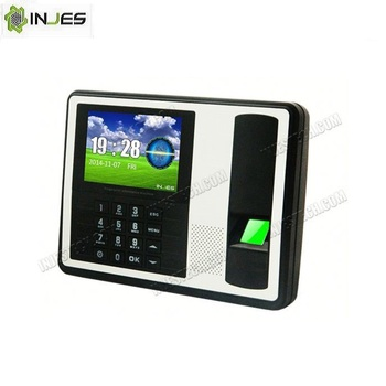 Injes Free Software Linux Os Cloud Based Time Attendance Finger Print  Machine With Sms Mya7 - Buy Time Attendance Finger Print Machine With  Sms,Time