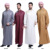 Cheap factory price wholesale men new design islamic abaya