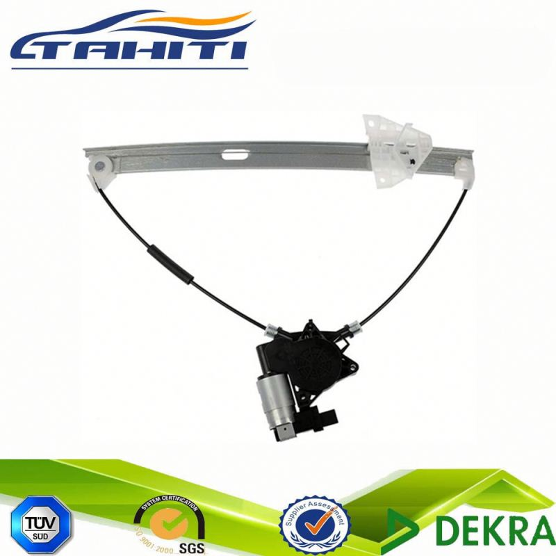 New Drivers Front Power Window Lift Regulator for 04-09 Mazda 3 Aftermarket BP4K59590A 748-050