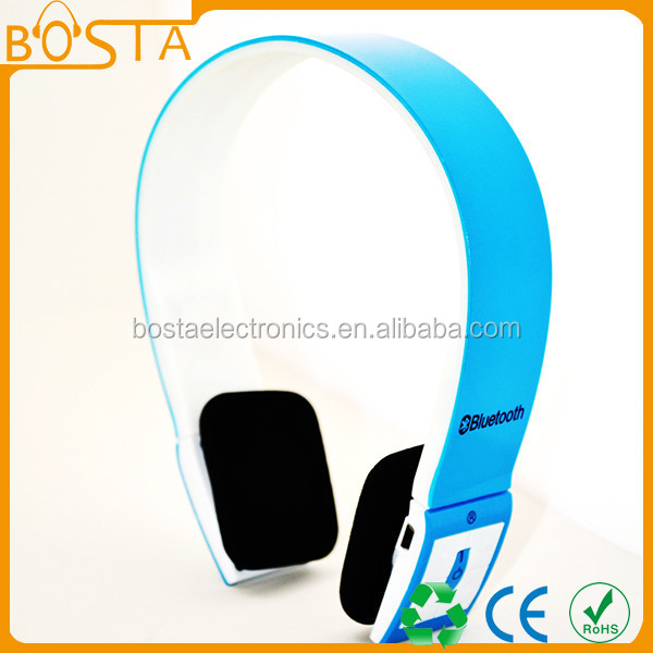 Bluetooth Function and Headband Style Bluetooth stereo headset