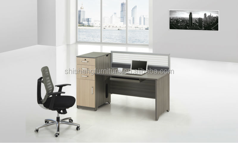 ... New Design Computer Table,Office Desk Modular Office Furniture Product