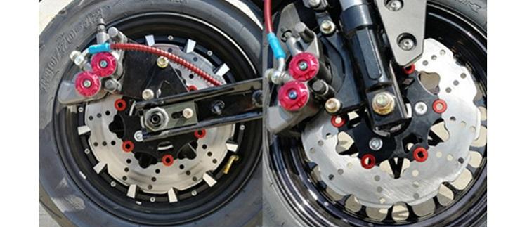 電動バイク 5000 ワット 8000 ワット 2 人